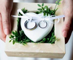 форма обручального кольца