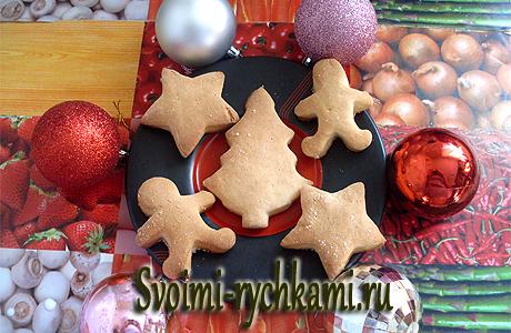 рецепт печенья с пошаговыми фото