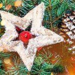 выбор елки и елочных украшений