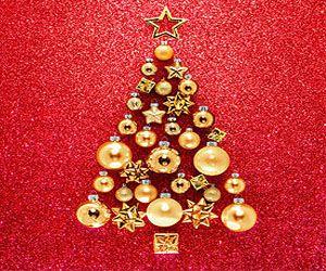 выбор украшений на новогоднюю елку