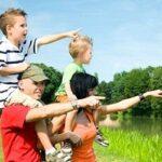 выходные с детьми