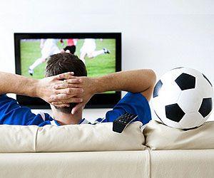 вечер футбола для влюблённых