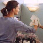 как и чем мыть зеркала