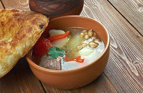 азербайджанский суп рецепт