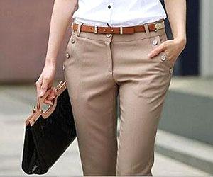 трендовые модели брюк