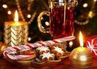 сладкий стол на новый год