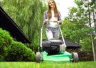 какую купить газонокосилку